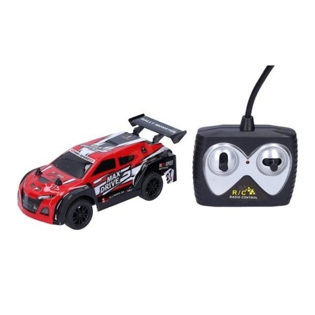 Obrázek produktu RC Auto Rally Monster terénní 27Mhz, 16cm, červené
