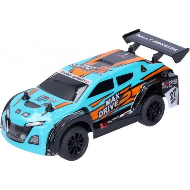 Obrázek produktu RC Auto Rally Monster terénní 27Mhz, 16cm, modré