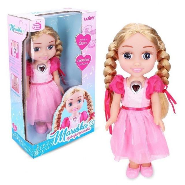 Obrázek produktu Wiky Maruška zpívající panenka 33 cm