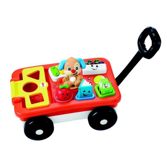 Obrázek produktu Fisher Price Mluvící vagónek, Mattel GHV12