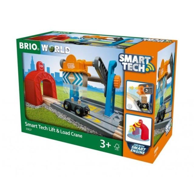 Obrázek produktu BRIO 33827 Smart Tech Nakladač