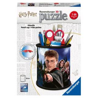Obrázek 1 produktu Ravensburger 11154 Puzzle 3D Stojan na tužky Harry Potter 54 dílků