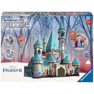 Obrázek 1 produktu Ravensburger 3D Puzzle 11156 Disney Zámek Ledové království 216 dílků
