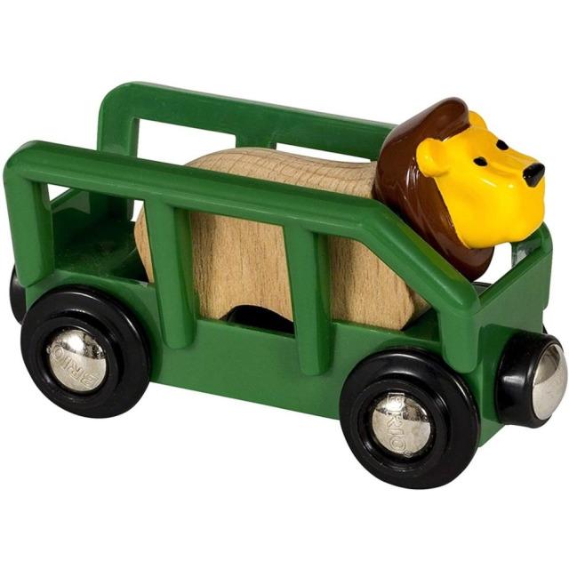 Obrázek produktu BRIO 33966 Vagónek a lev