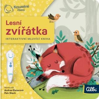 Obrázek 1 produktu Albi Kouzelné čtení Minikniha - Lesní zvířátka