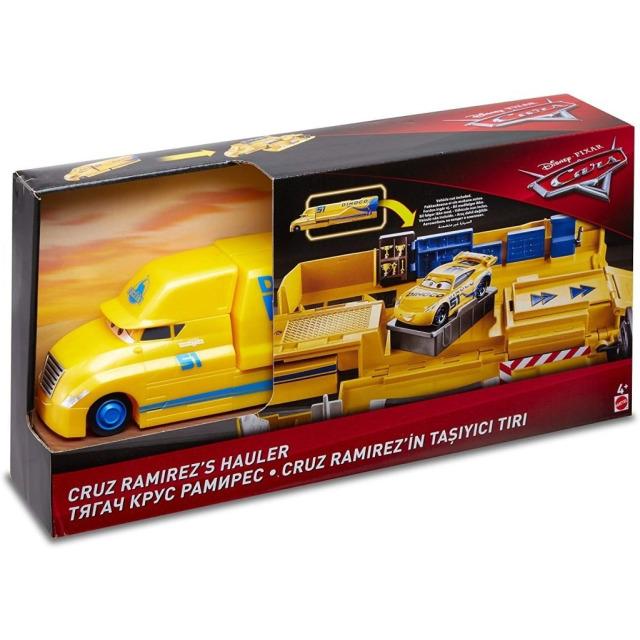 Obrázek produktu Cars Transformující se kamion Cruz Ramirez, Mattel FLK11