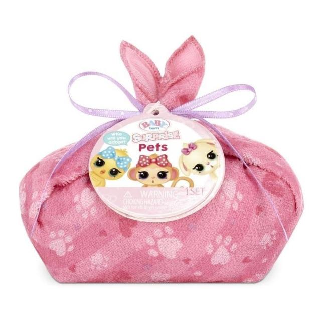 Obrázek produktu BABY born® Surprise zvířátko
