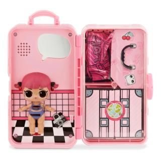 Obrázek 1 produktu MGA L.O.L. SURPRISE Kufřík s interaktivní panenkou a doplňky Cherry