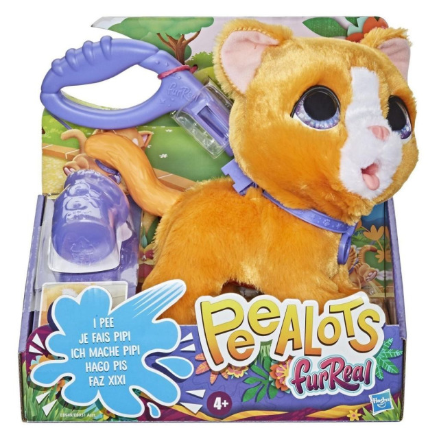 Obrázek produktu FurReal Friends Peealots Kočička, Hasbro E8949