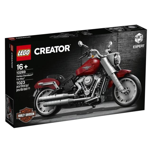 Obrázek produktu LEGO Creator Expert 10269 Harley-Davidson Fat Boy