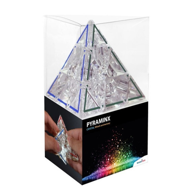 Obrázek produktu Hlavolam RecentToys Křišťálová Pyramida