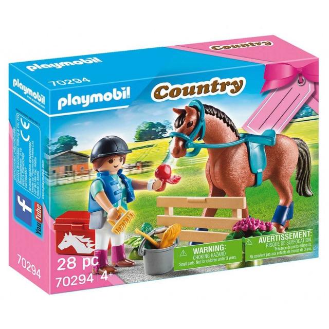 Obrázek produktu Playmobil 70294 Žokejka