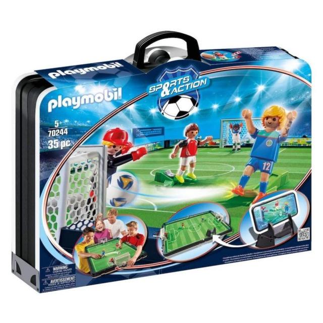 Obrázek produktu Playmobil 70244 Velká přenosná fotbalová aréna