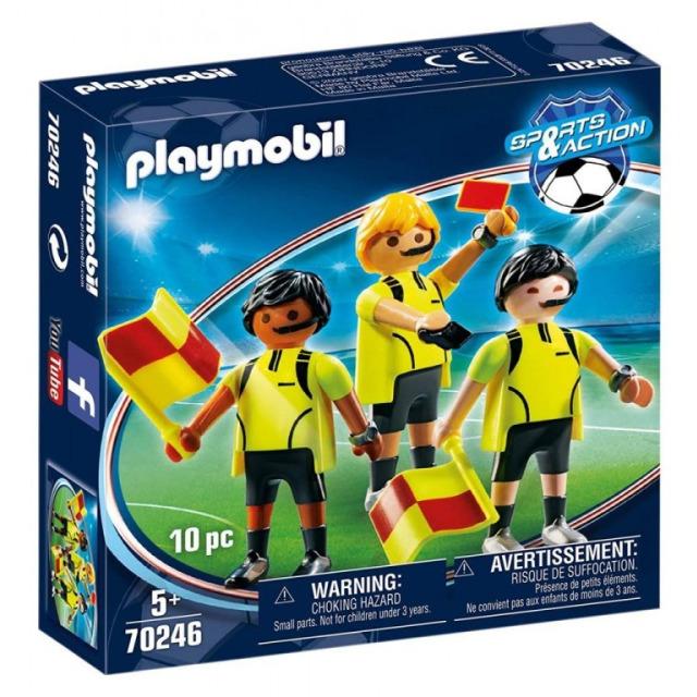 Obrázek produktu Playmobil 70246 Tým rozhodčích