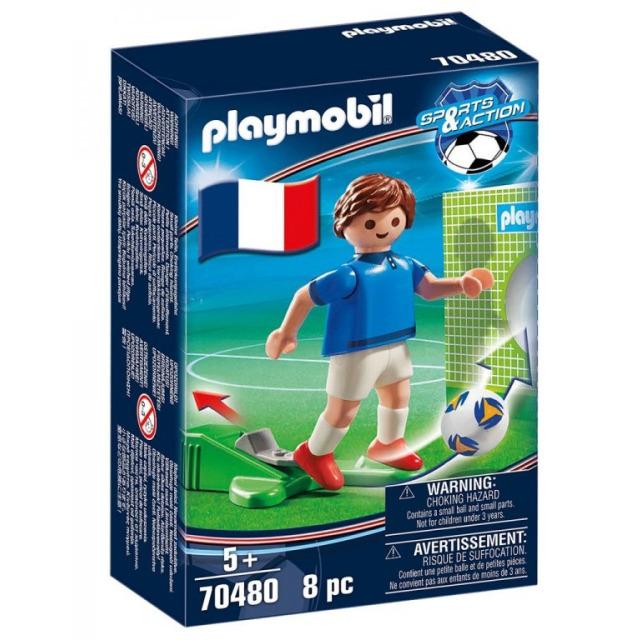Obrázek produktu Playmobil 70480 Fotbalista Francie
