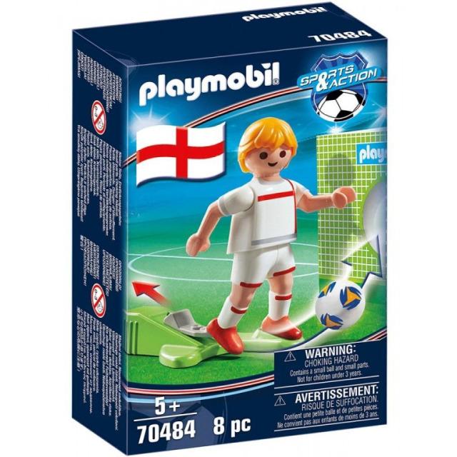 Obrázek produktu Playmobil 70484 Fotbalista Anglie