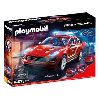 Obrázek 1 produktu Playmobil 70277 Porsche Macan S Hasiči
