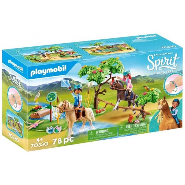 Obrázek produktu Playmobil 70330 Výzva u řeky