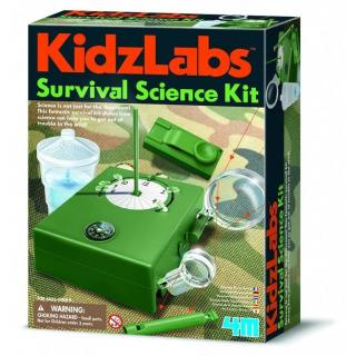 Obrázek 1 produktu KidzLabs Věda o přežití