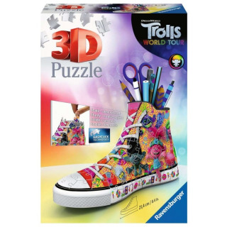Obrázek 1 produktu Ravensburger 11231 Puzzle 3D Kecka Trolové 108 dílků