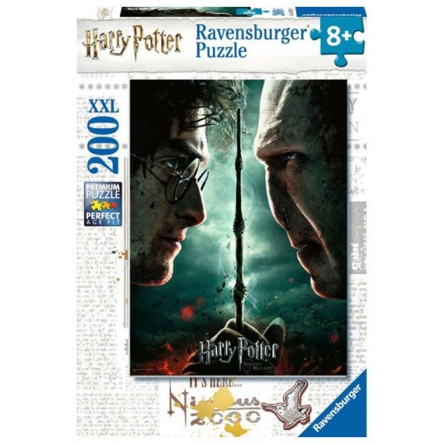 Obrázek produktu Ravensburger 12870 Puzzle Harry Potter 200 XXL dílků