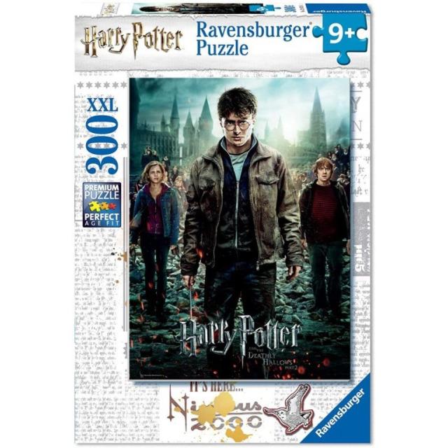Obrázek produktu Ravensburger 12871 Puzzle Harry Potter Spolu v boji 300 XXL dílků