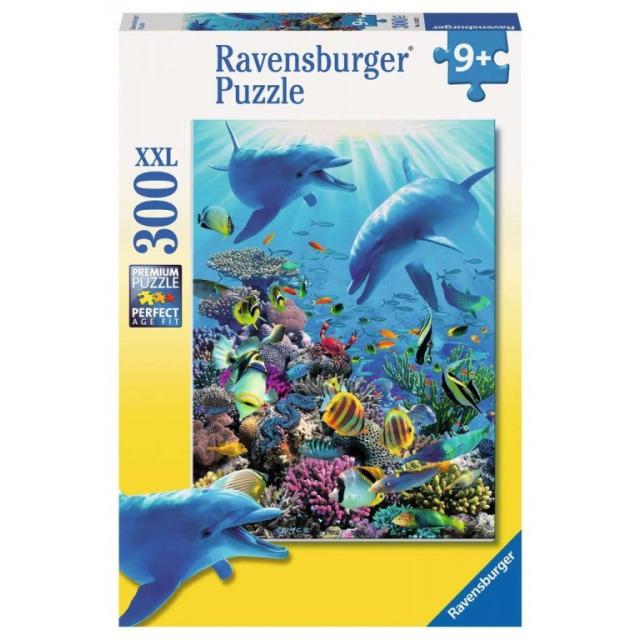 Obrázek produktu Ravensburger 13022 Puzzle Podmořská dobrodružství 300 XXL dílků