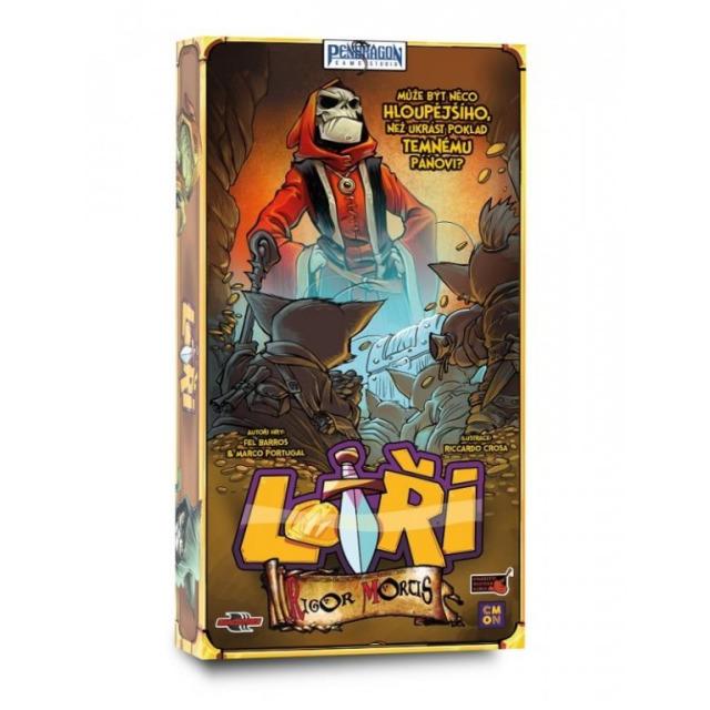 Obrázek produktu Lotři, karetní hra
