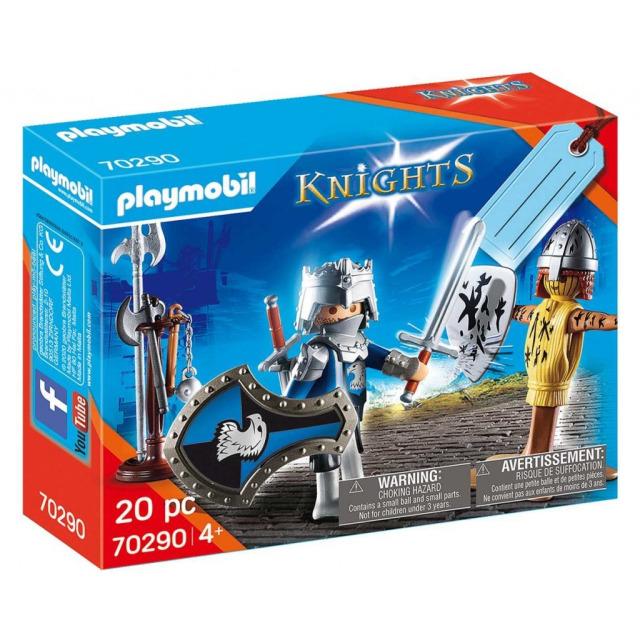 Obrázek produktu Playmobil 70290 Rytíř s figurínou