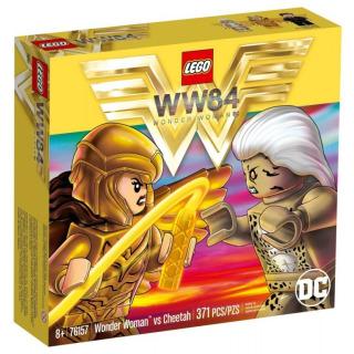 Obrázek 1 produktu LEGO Super Heroes 76157 Wonder Woman™ vs. Cheetah