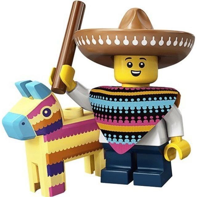 Obrázek produktu LEGO 71027 Minifigurka Mexičan