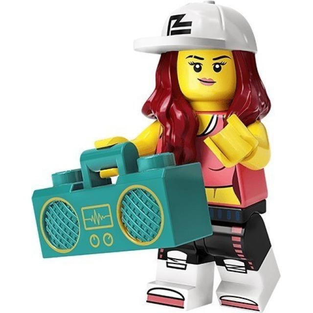Obrázek produktu LEGO 71027 Minifigurka Breakdancerka