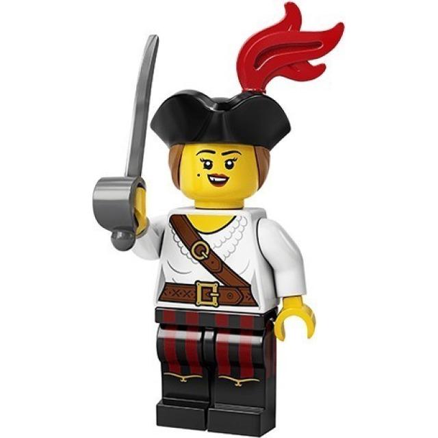 Obrázek produktu LEGO 71027 Minifigurka Pirátka