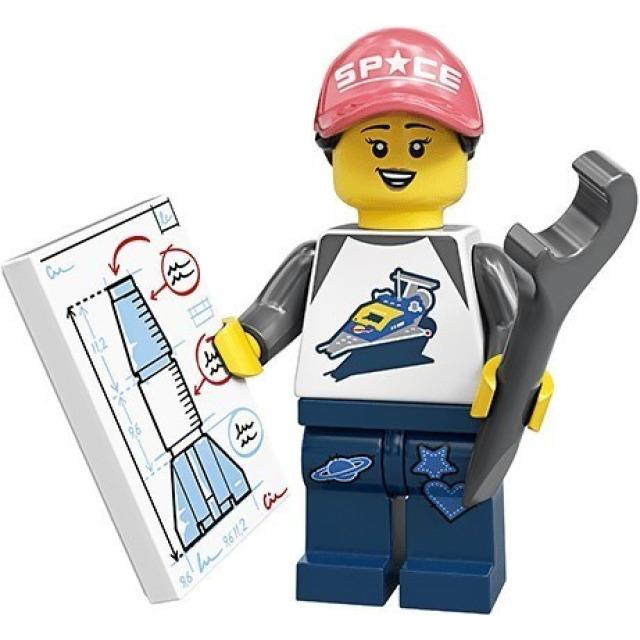 Obrázek produktu LEGO 71027 Minifigurka Astrofanda