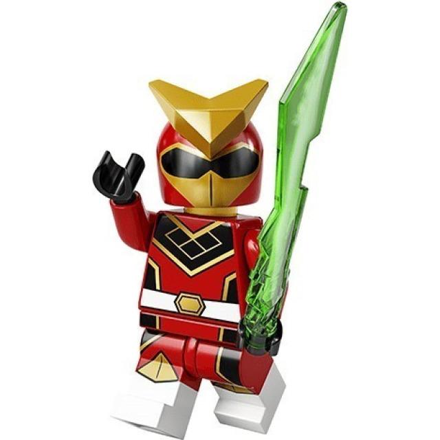 Obrázek produktu LEGO 71027 Minifigurka Power Ranger