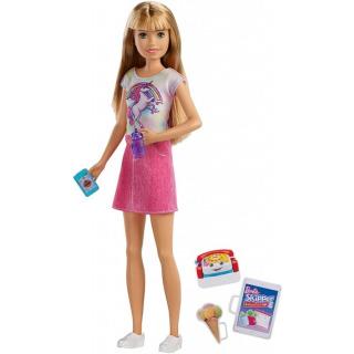 Obrázek 1 produktu Barbie Skipper Chůva Blondýnka, Mattel FXG91