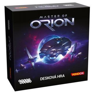 Obrázek 1 produktu Mindok Master of Orion, desková hra