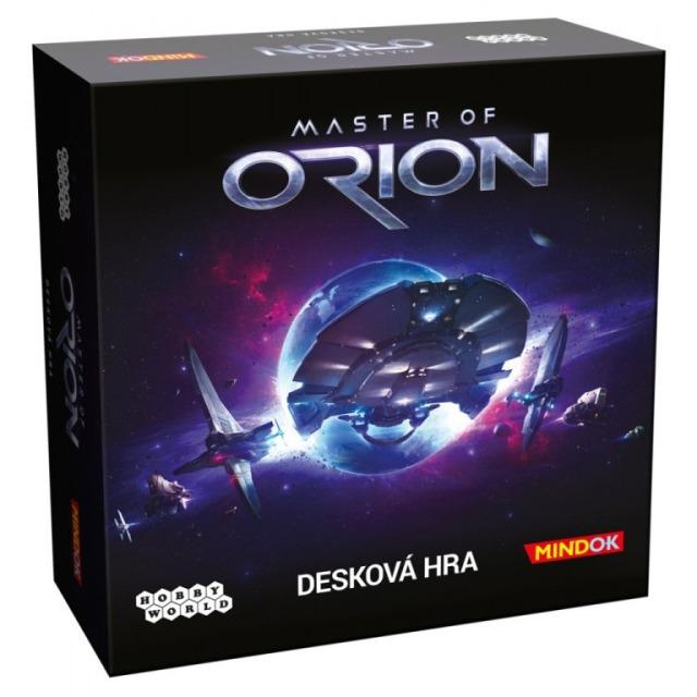 Obrázek produktu Mindok Master of Orion, desková hra