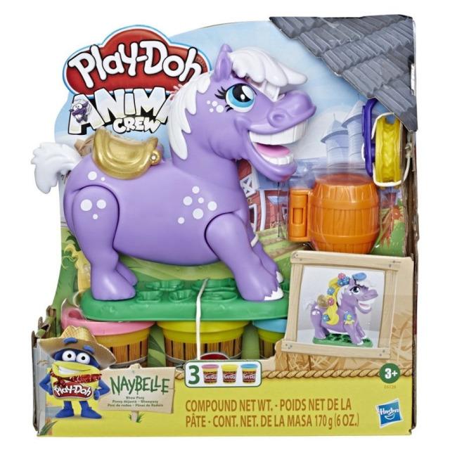 Obrázek produktu Play Doh Animals řehtající poník, Hasbro E6726