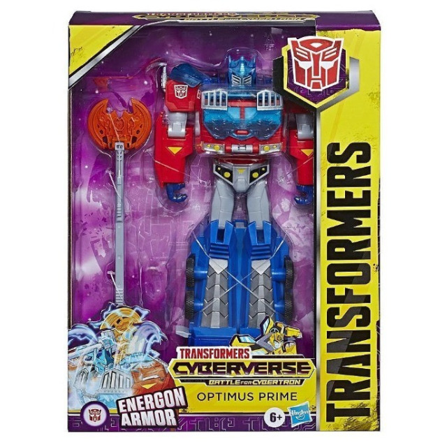 Obrázek produktu Hasbro Transformers Cyberverse Adventures OPTIMUS PRIME 25cm