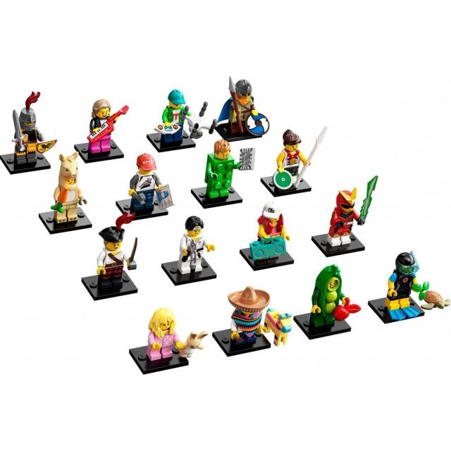 Obrázek produktu LEGO 71027 Ucelená kolekce 16 minifigurek