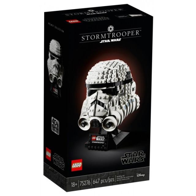 Obrázek produktu LEGO Star Wars 75276 Helma stormtroopera