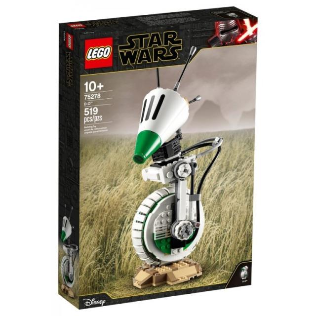 Obrázek produktu LEGO Star Wars 75278 D-O™