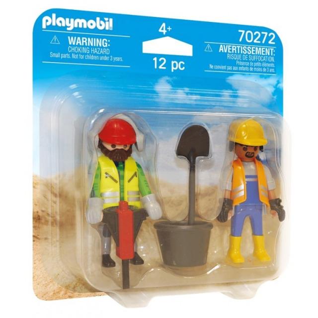 Obrázek produktu Playmobil 70272 Stavební dělníci