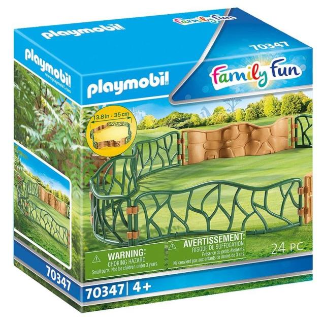 Obrázek produktu Playmobil 70347 Ohrada v ZOO