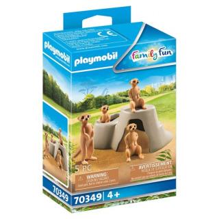 Obrázek 1 produktu Playmobil 70349 Surikaty