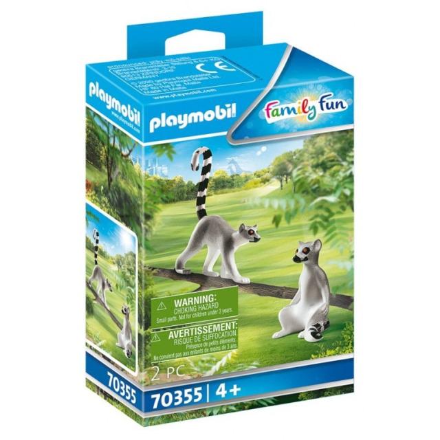 Obrázek produktu Playmobil 70355 Lemuři