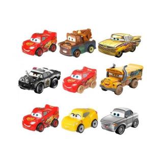 Obrázek 1 produktu Cars 3 Mini auta krabička s překvapením, Mattel GKD78