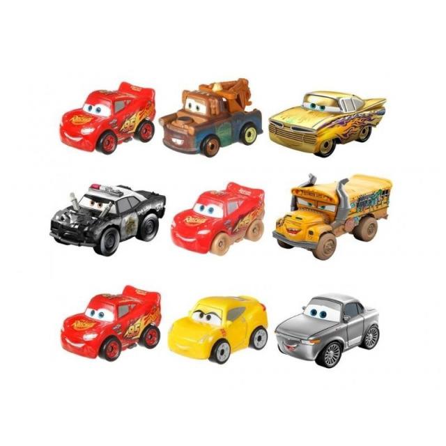 Obrázek produktu Cars 3 Mini auta krabička s překvapením, Mattel GKD78