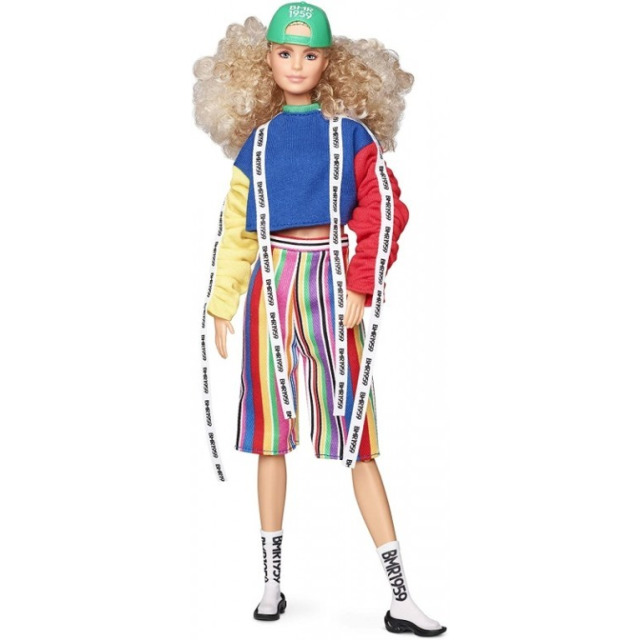 Obrázek produktu Barbie Sběratelská BMR1959 V ponožkových teniskách módní DeLuxe, Mattel GHT92
